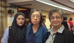 Angkhana, Shuimeng & Edita