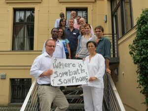 Potsdam-05 August 2014