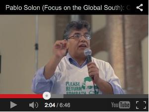 Pablo Solon
